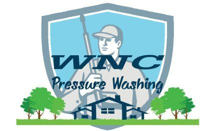 Logo WNC Pressure Washing and Roof Cleaning