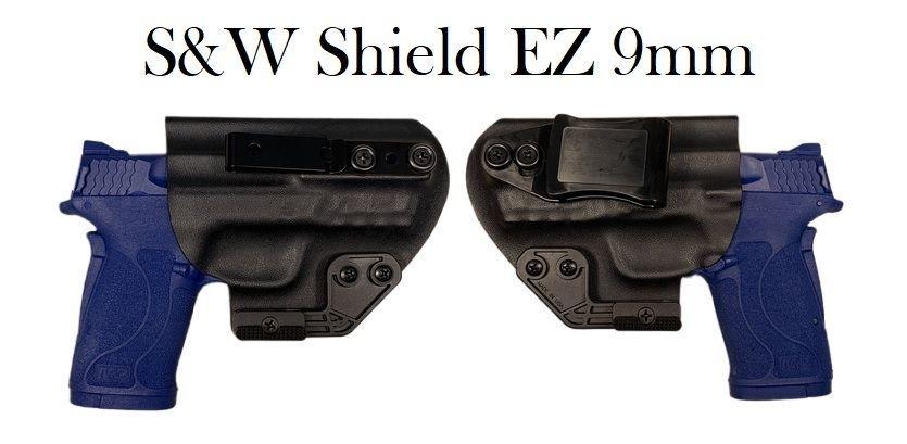 S&W Bodyguard w/CT laser, bodyguard holster