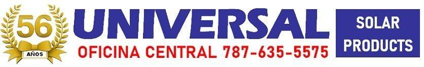 Universal Solar 787-635-5575