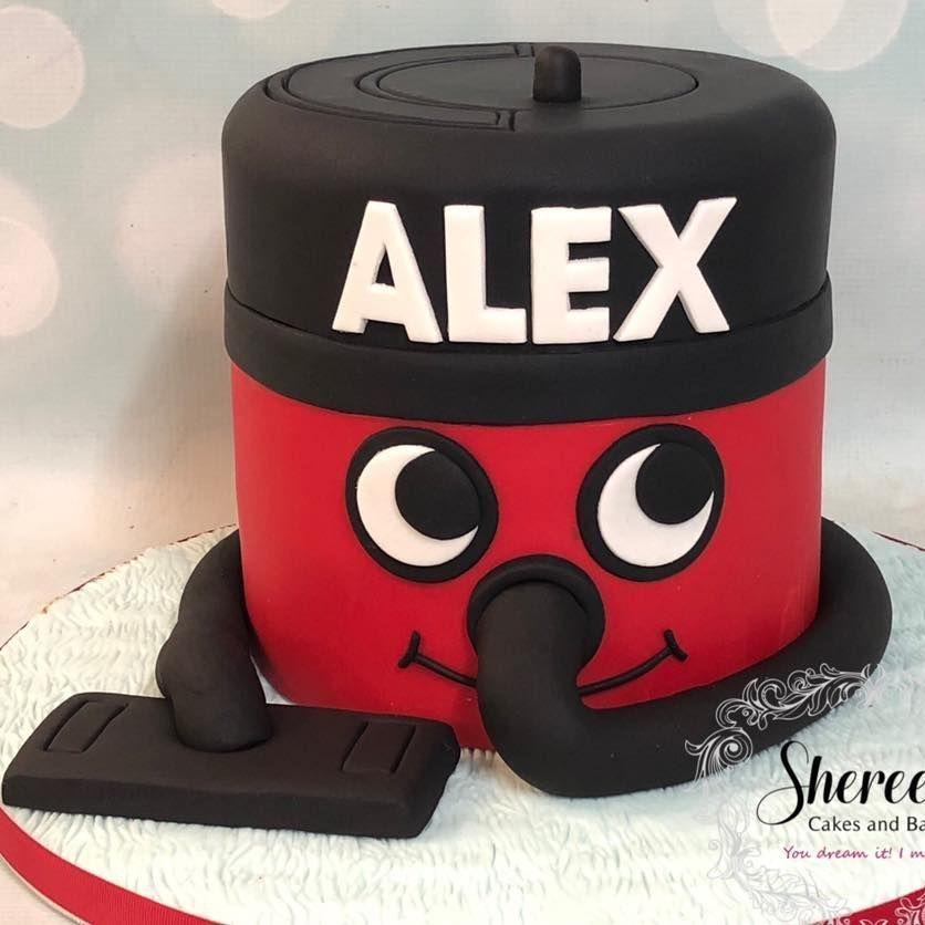 Birthday Cake Henry Hoover