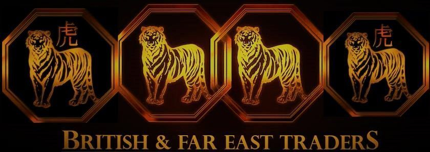 british & far east traders corporate logo