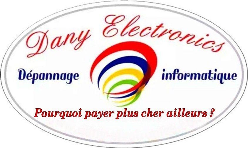 Dany Electronics Dépannage PC