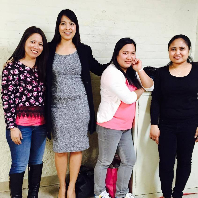 3 girls From Hongkong to Canada now Permanent Residents with Lailyn