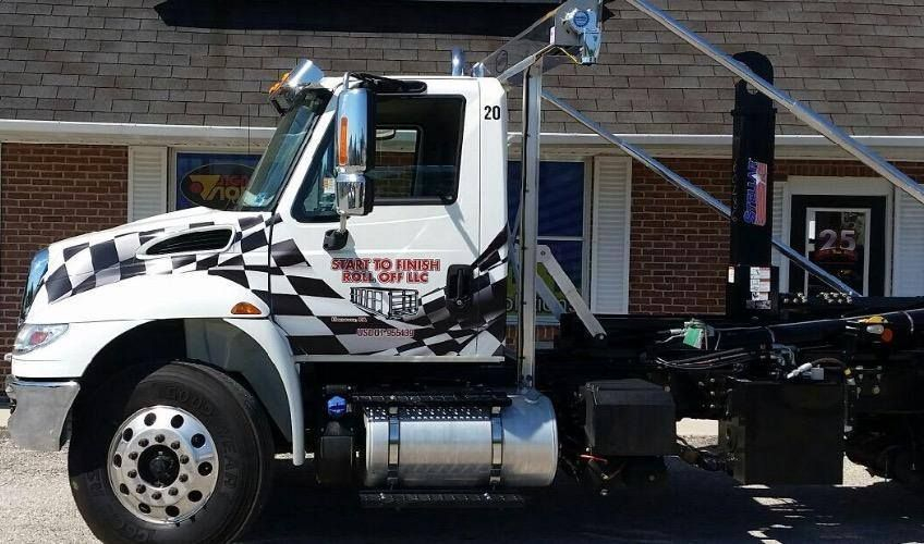 Start to Finish Roll-Off, Container service, recycling services, junk removal, York county, demolition services. Dumpster rental