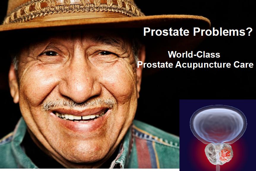Prostate Acupuncture Care
