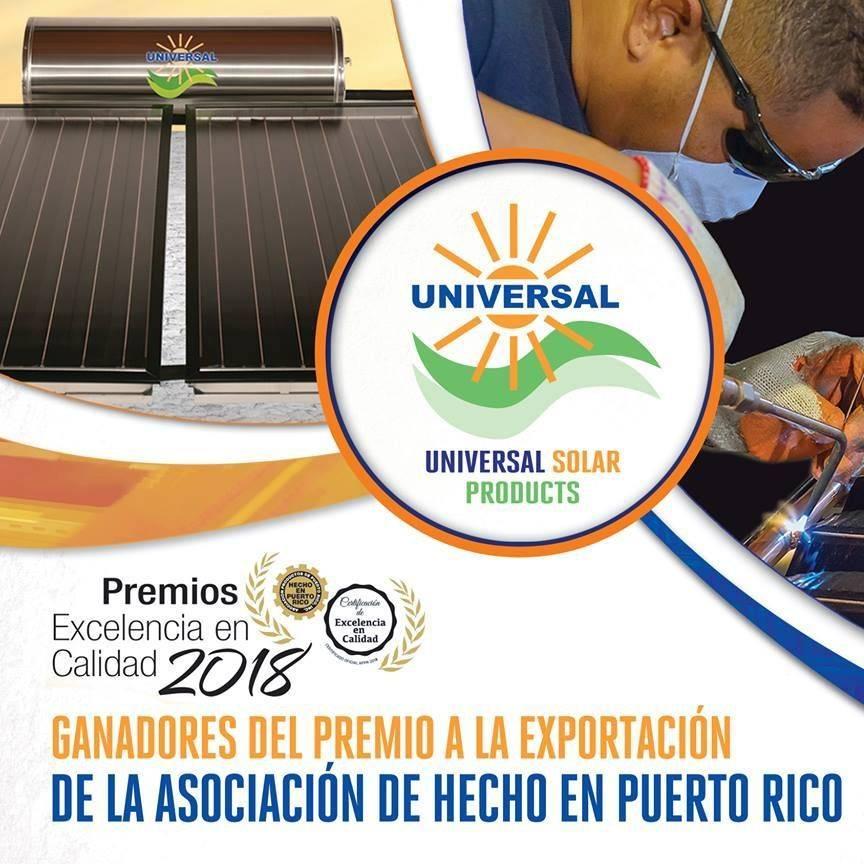 calentador solar de la asociacin de hecho en Puerto Rico