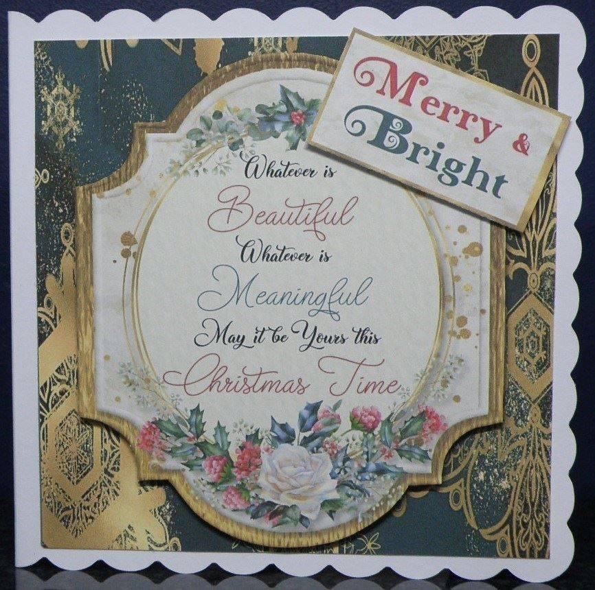 Merry & Bright - No 13 - Merry & Bright