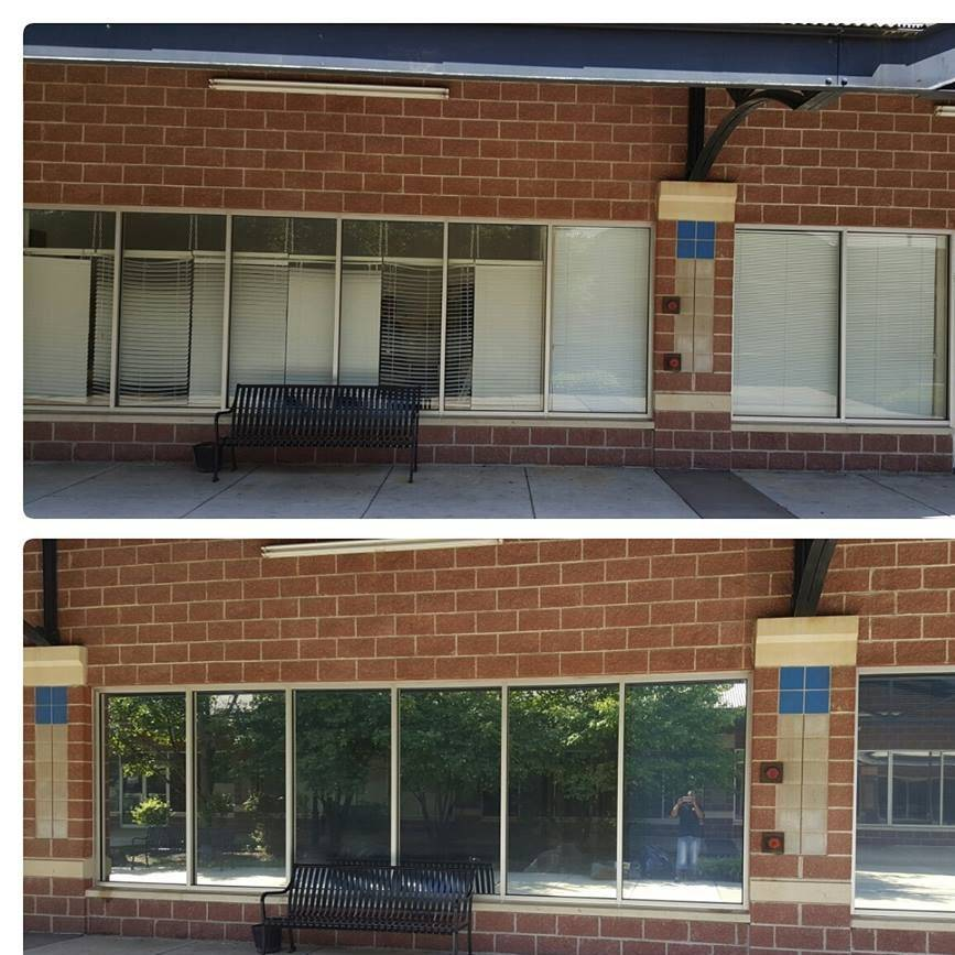 Commercial Window Tinting New Castle, Delaware