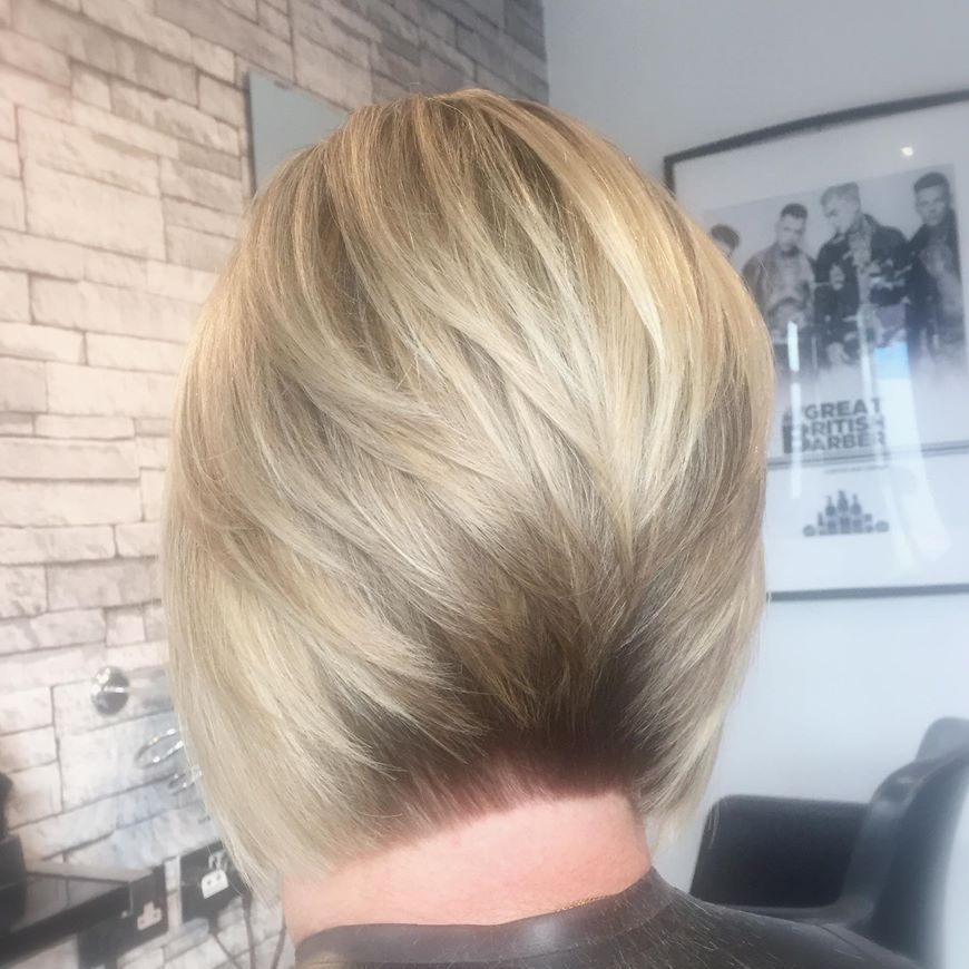 Limelight Cut and Blowdry