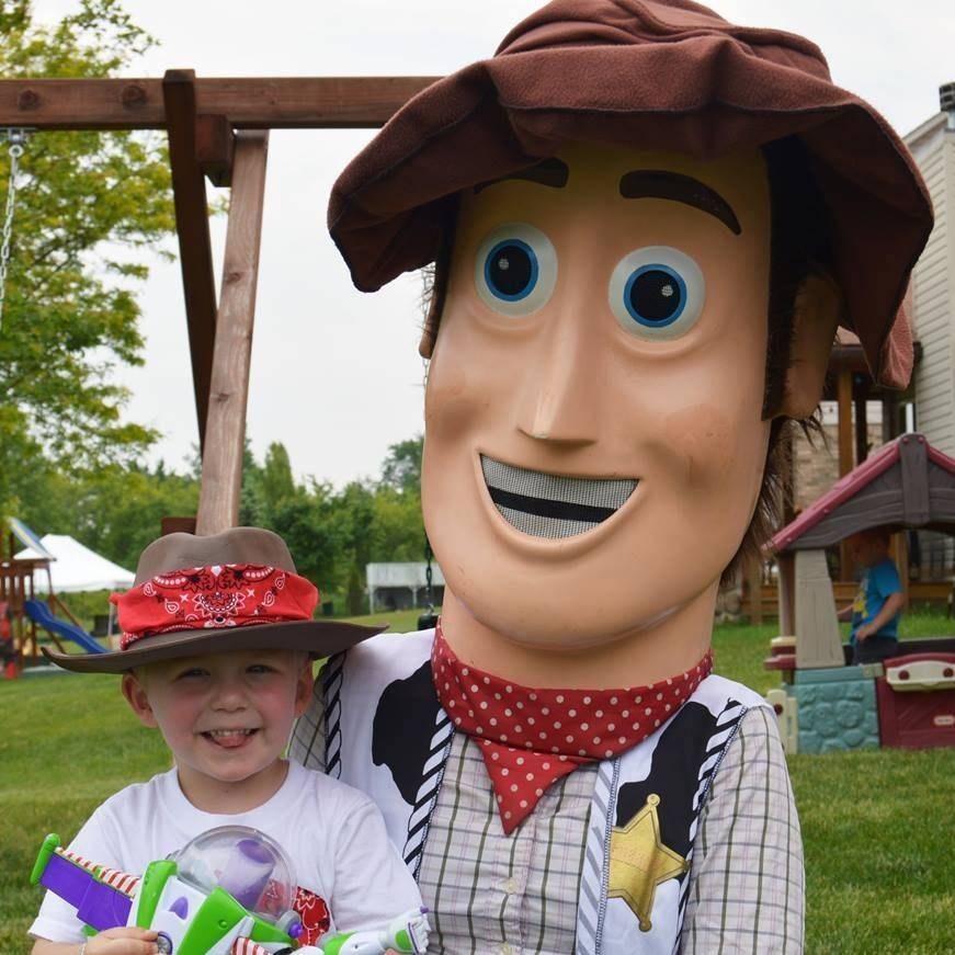 Woody character
