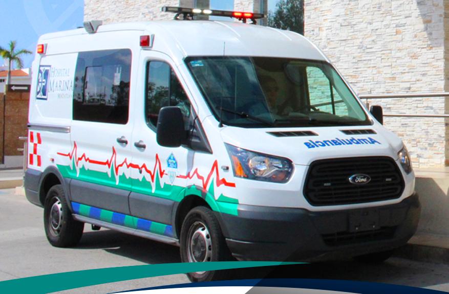 Ambulance Service Mazatlan