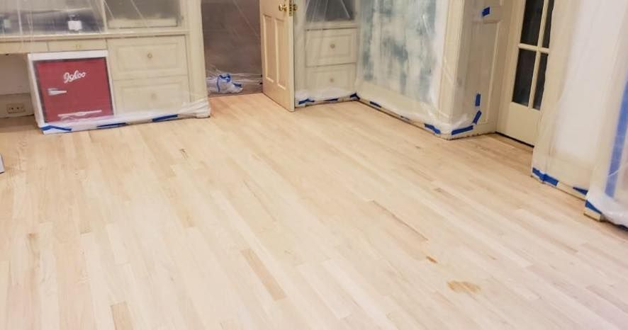 solid oak wood floors sand and finish