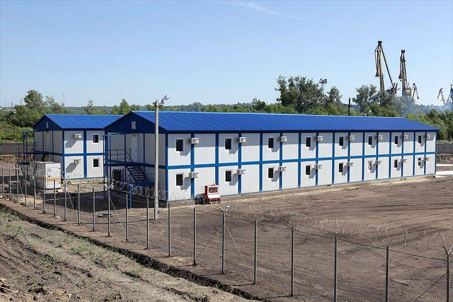 Workforce Camps Spruce Grove