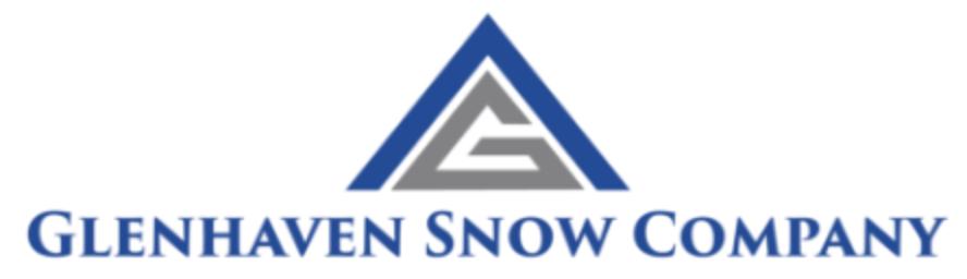 Glenhaven Snow Company Logo