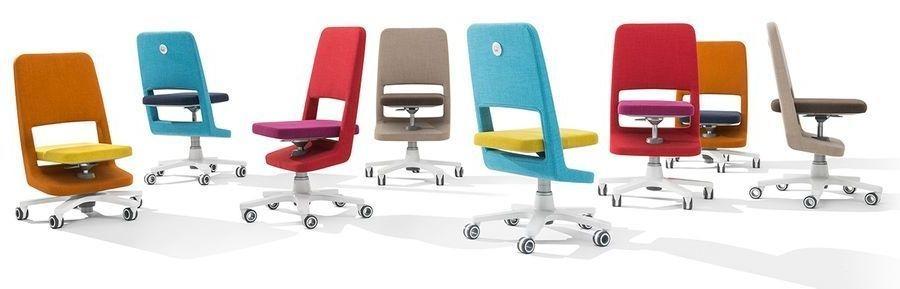 Sedute ergonomiche Moll S9