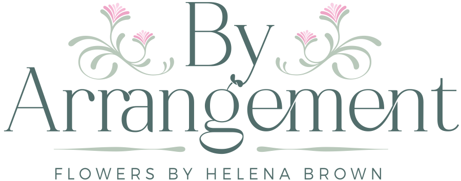 By Arrangement Florist Northampton Logo