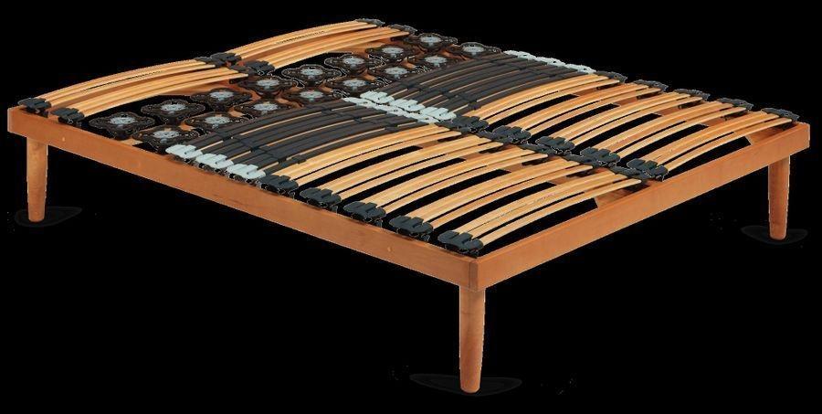 reti a doghe in legno per letto