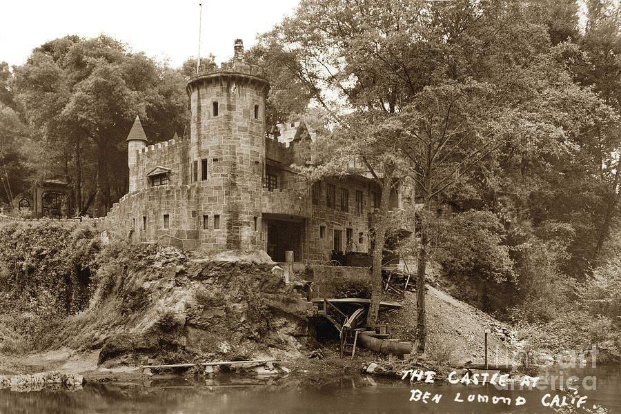 howden castle, haunted castle, ben lomond ghost