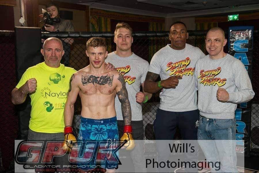 Ian Hurst mma winning bjj shoot fighter
