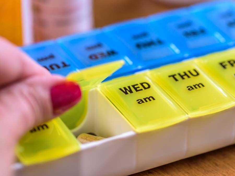 Medication management in Green Bay WI