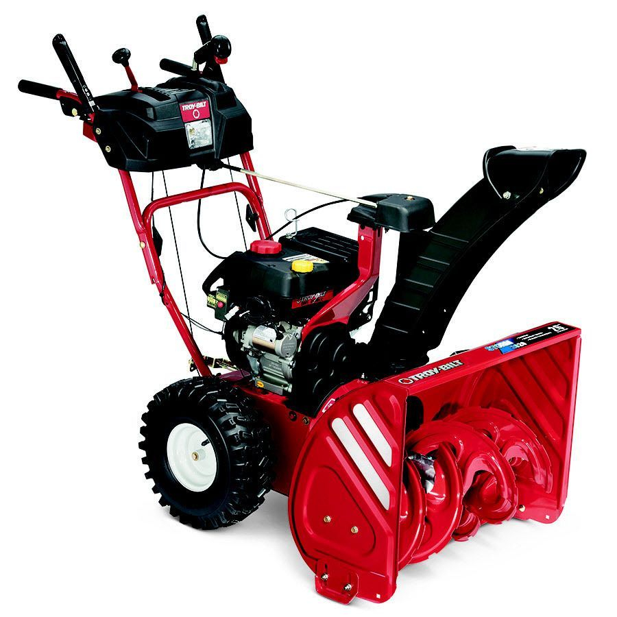 Troy Bilt Snow Blower Snowblower Bloomington Normal Illinois Service Repair