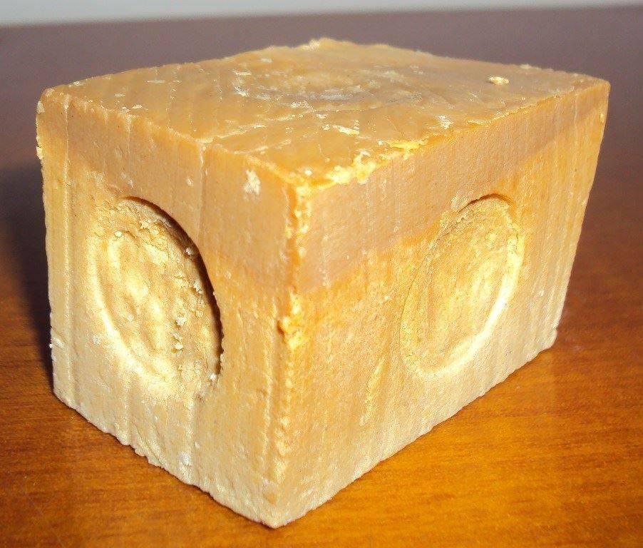 trancio sapone al bergamotto 50 g con timbro