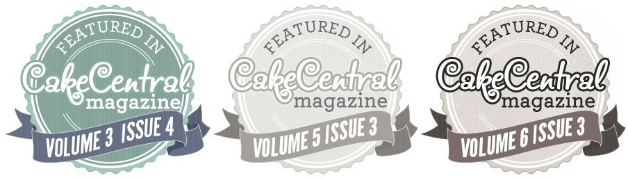 Cake Central Magazine Features