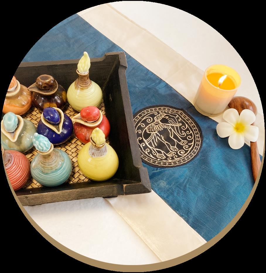 Aromatherapy Oil Massage Marlborough