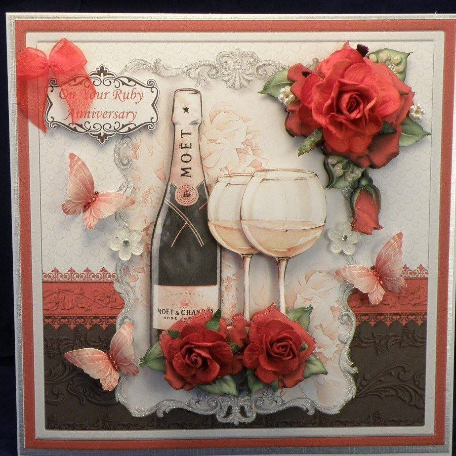 Champagne Celebrations - Ruby