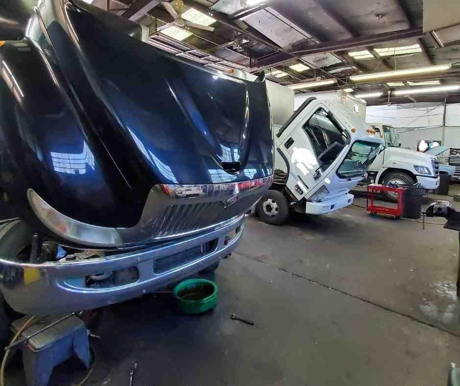truck repair charleston wv, box truck repair charleston wv