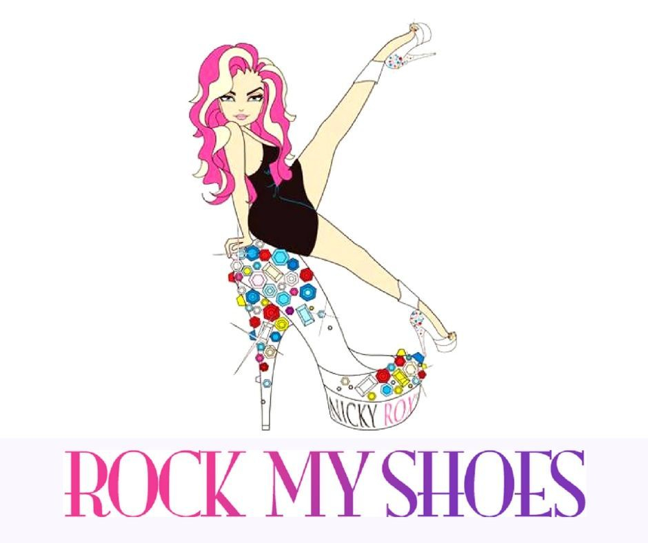 Rock My Shoes Logo
