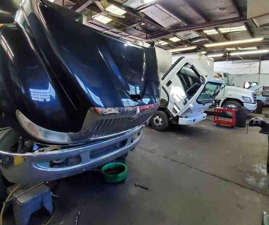 box truck maintenance shop south charleston wv, box truck maintenance shop 25309