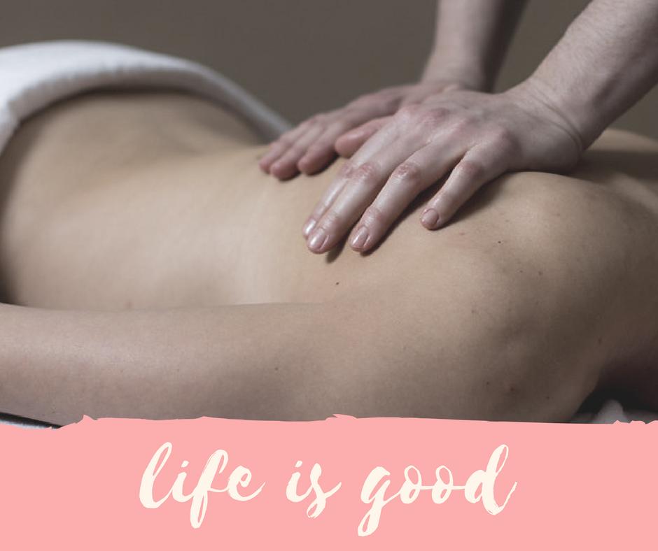 massage therapy VIP