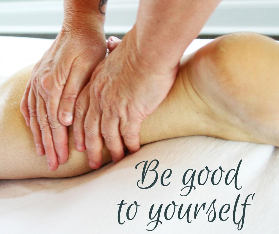 Client testimonials massage therapy