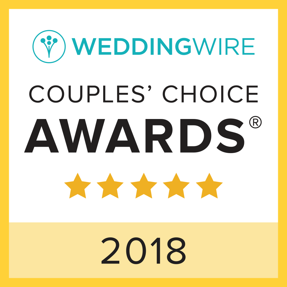 WeddingWire Couples' Choice Award Winner | Norfolk, VA Travel Agency