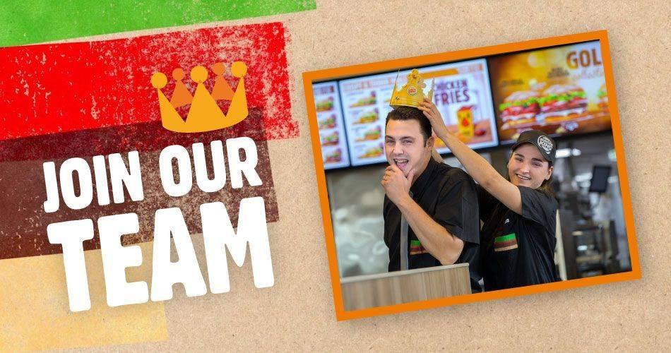 Burger King, Recruitment, WIMB, War Is My Business