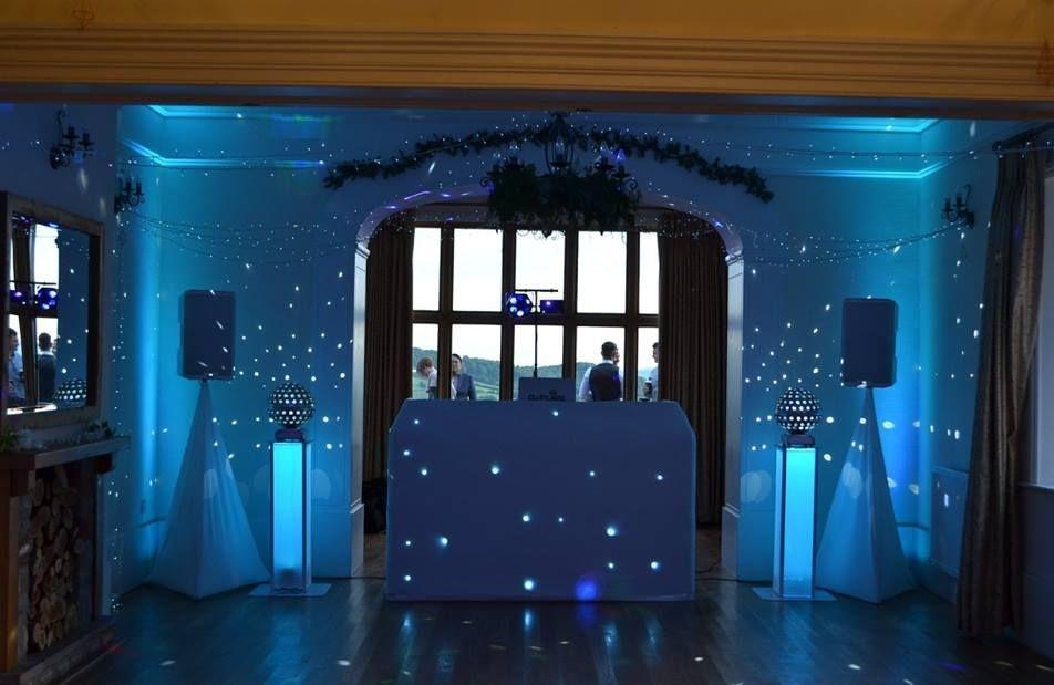 CAER LLAN WEDDING DJ