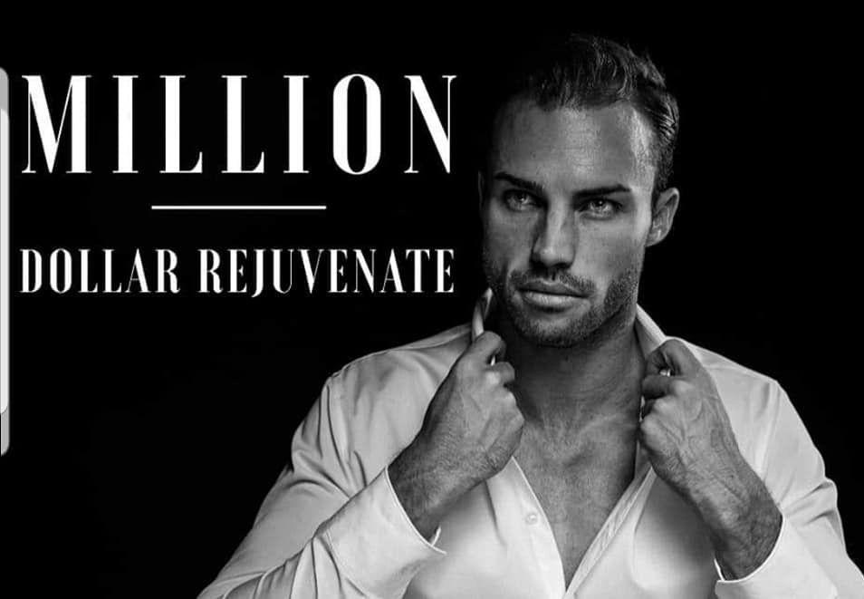 Million dollar rejuvenate, hair rejuvenation treatment, hair loss treatment