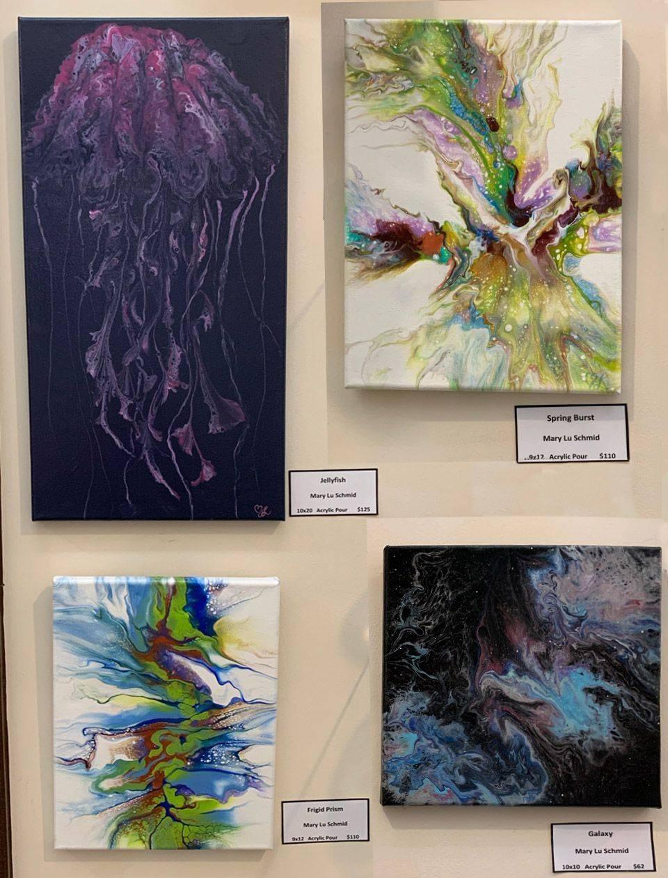 Mary Lou Schmid Art