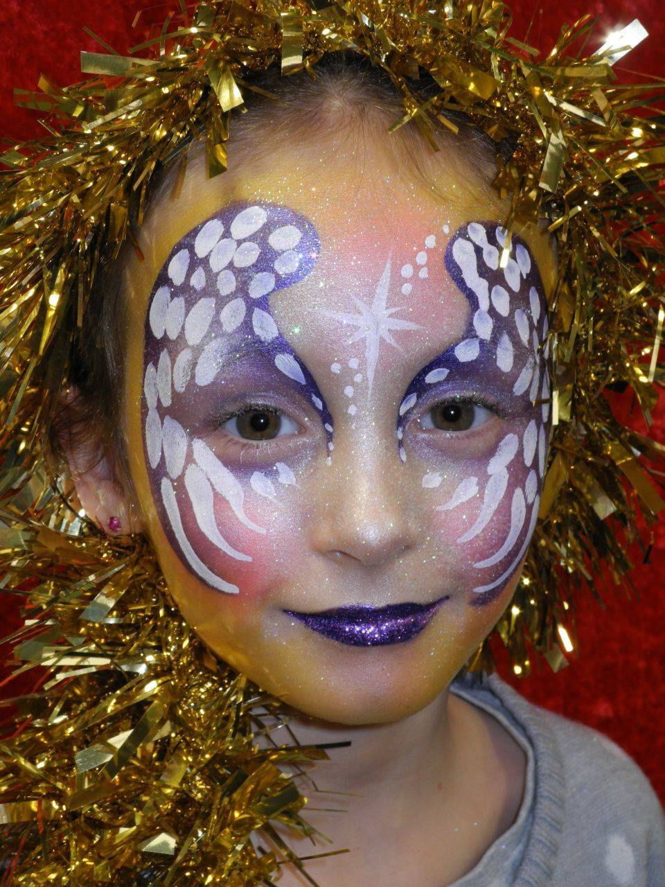 Pickle Pie Parties children's entertainer face painting