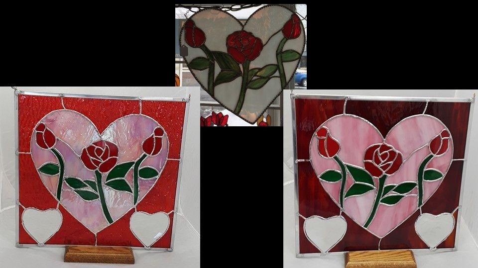 Valentine theme custom panels
