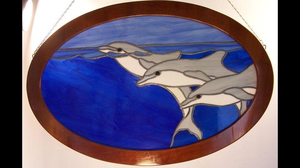 Dolphins window