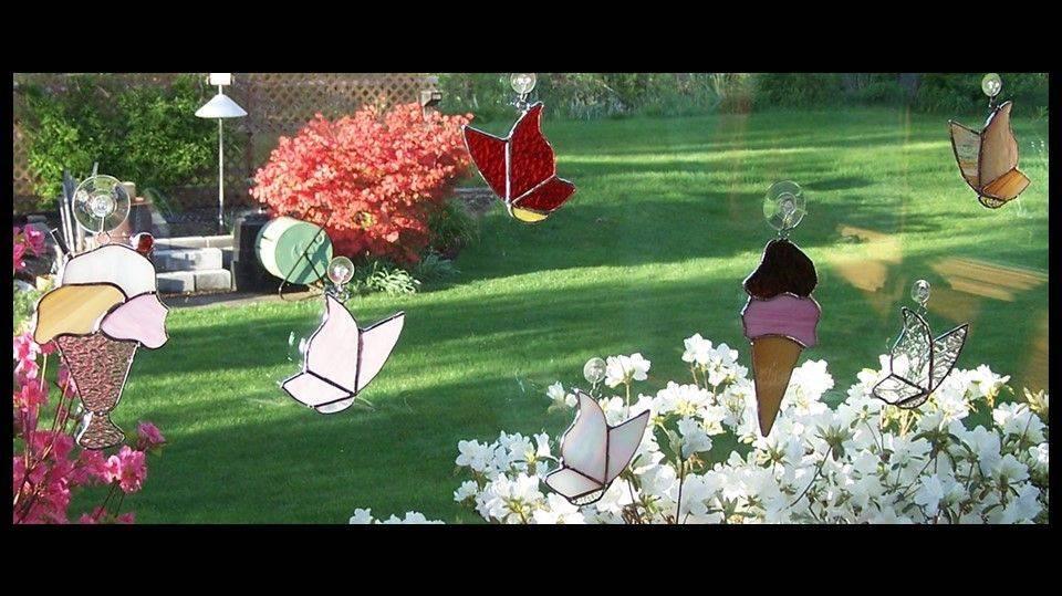 Sampling of Sun Catchers