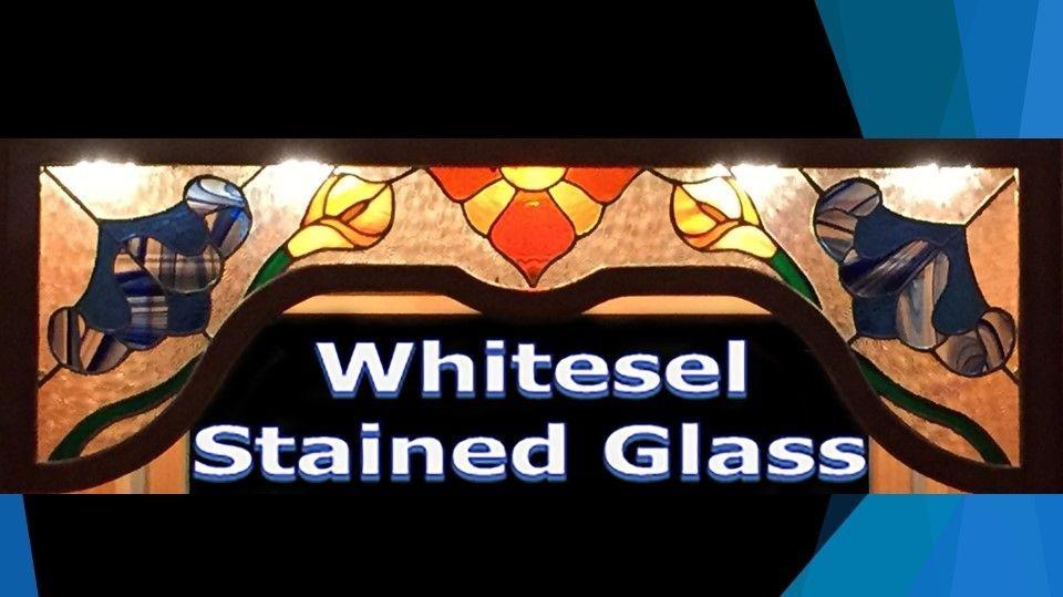 Whitesel Stained Glass Logo
