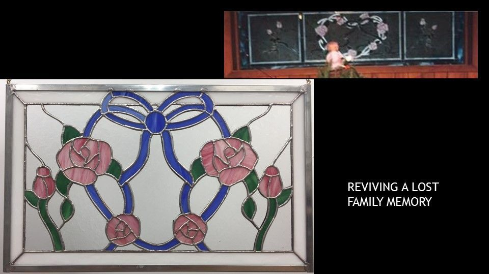 Reviving a lost family memory