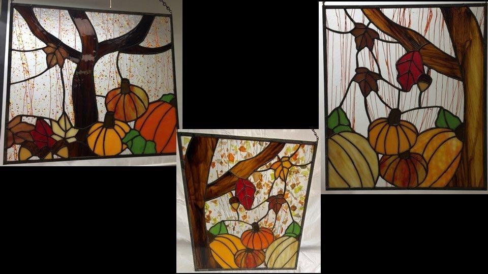 Fall theme custom panels