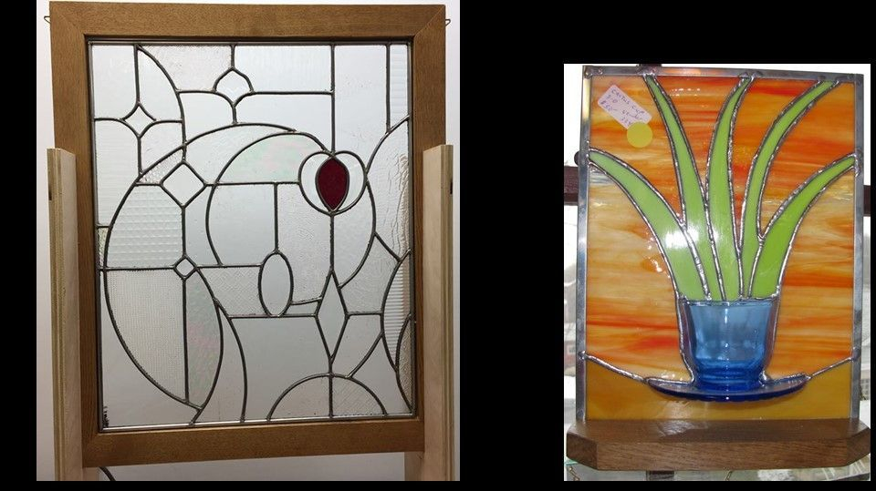 Clear Window and Glassware designs