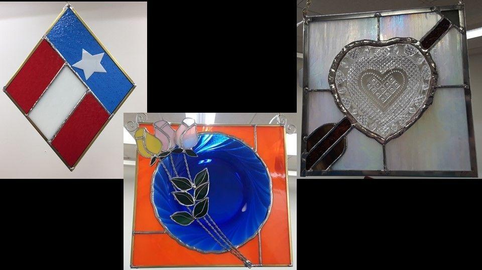 Patriot Panel and Glassware designs