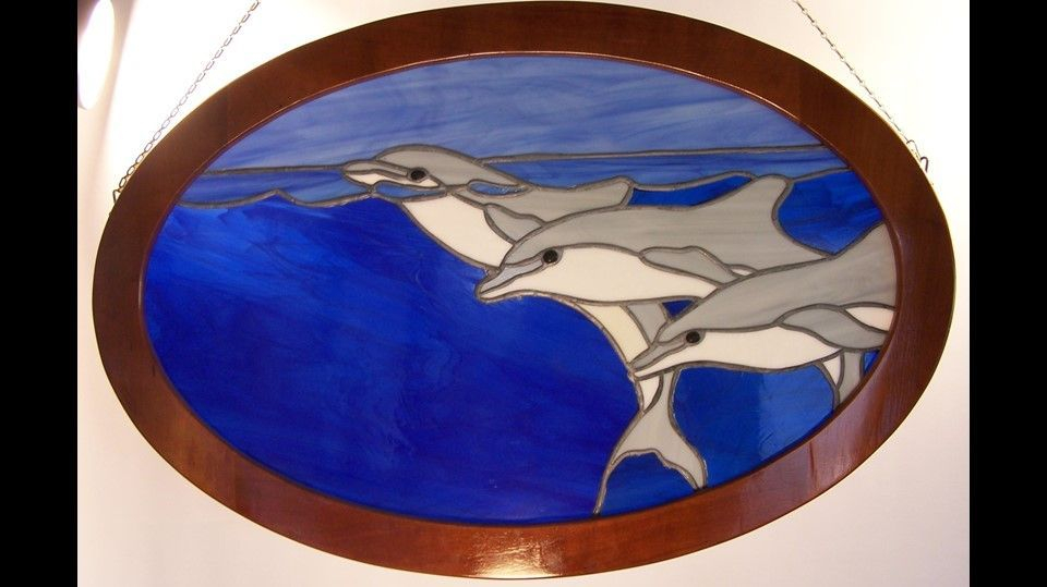 Dolphins window
