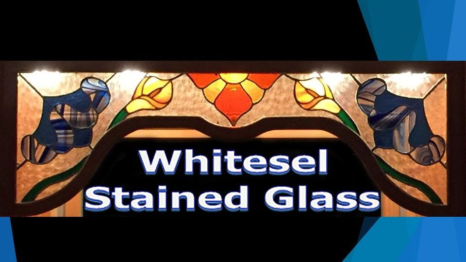 Whitesel Stained Glass Logo